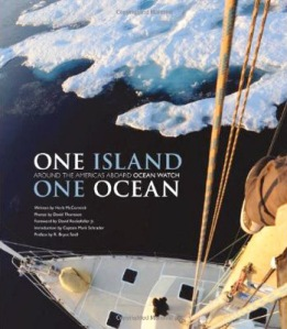 Book cover for One Island One Ocean