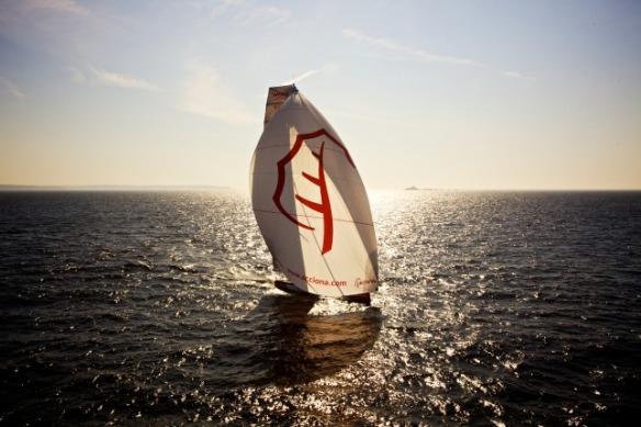 ACCIONA at sea. © Jesus Renedo / ACCIONA