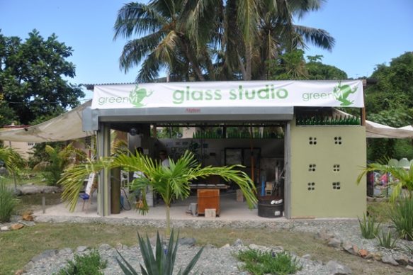 Green VI Glass Studio