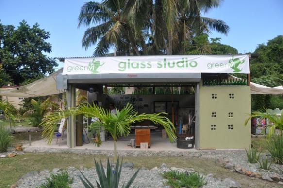 Green VI Glass Studio