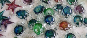 Glass Souvenirs from Green VI
